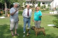 Lale vom Oekonom - bester Hund aus Deutscher Zucht bei der CSS 2012