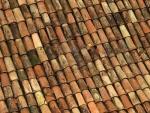 Dachziegel in China